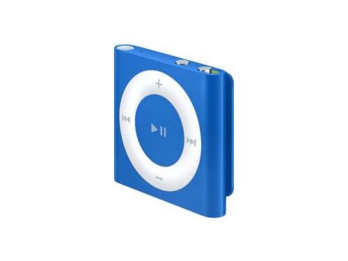 Аудиоплеер Apple iPod Shuffle 2GB, Blue (MKME2RU/A), вид 2