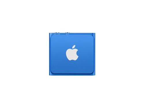 Аудиоплеер Apple iPod Shuffle 2GB, Blue (MKME2RU/A), вид 4
