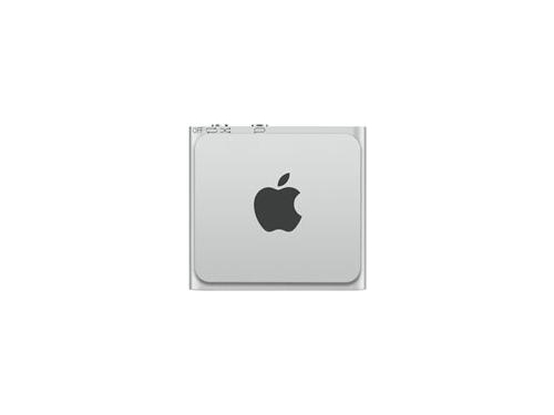 Аудиоплеер Apple iPod Shuffle 2GB, White/Silver (MKMG2RU/A), вид 2