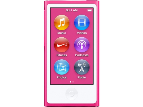 ���������� Apple iPod Nano 16GB, ������� (MKMV2RU/A), ��� 1