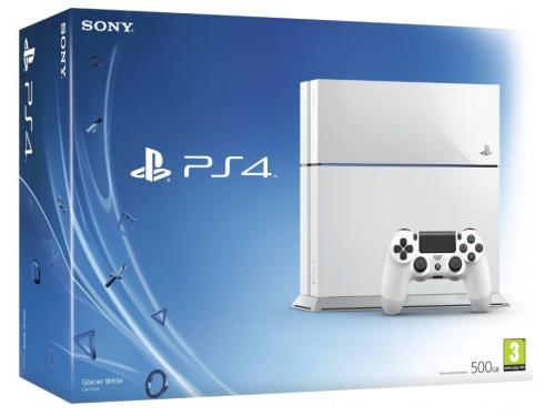 ������� ��������� Sony PlayStation 4 500Gb, �����, ��� 6