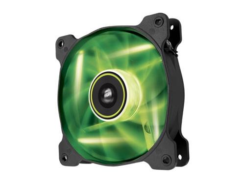 Кулер Corsair CO-9050022-WW SP120 LED Green High Static Pressure 120mm Fa, вид 1