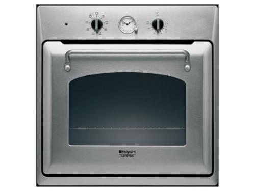 Духовой шкаф Hotpoint-Ariston FT 850.1 IX /HA S, серебристый, вид 1