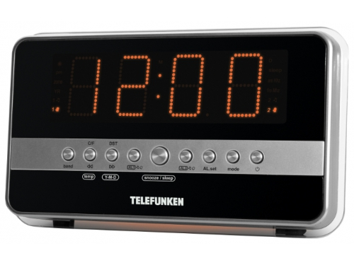 ������������� Telefunken TF-1549 Silver/Orange, ��� 1