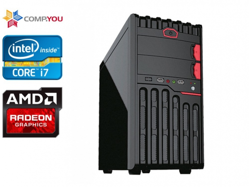 Системный блок CompYou Pro PC P253 (CY.603080.P253), вид 1