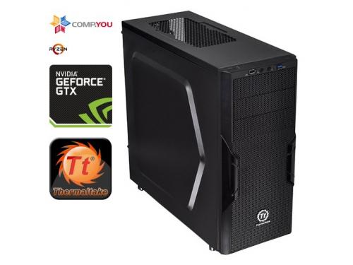 Системный блок CompYou Game PC G757 (CY.602766.G757), вид 1