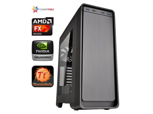Системный блок CompYou Pro PC P253 (CY.597058.P253), вид 1