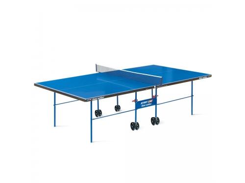 Стол теннисный Start line Game Outdoor 2 (с сеткой), вид 1