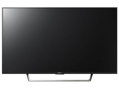 телевизор Sony KDL49WE755BR, черный-серебристый, вид 2