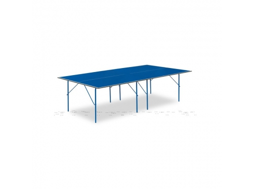 Стол теннисный Start Line Hobby - 2 синий, вид 1