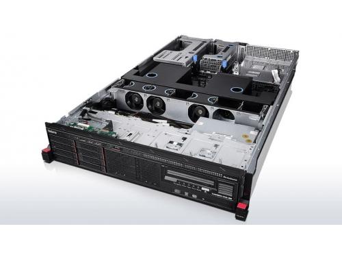 ������ Lenovo ThinkServer RD450 1xE5-2603v3 1x8Gb RW RAID 110i 1x750W Slide Rail Kit (70DA0002EA), ��� 1
