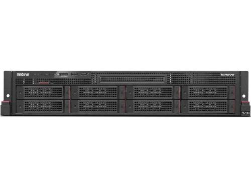 ������ Lenovo ThinkServer RD450 1xE5-2603v3 1x8Gb RW RAID 110i 1x750W Slide Rail Kit (70DA0002EA), ��� 3