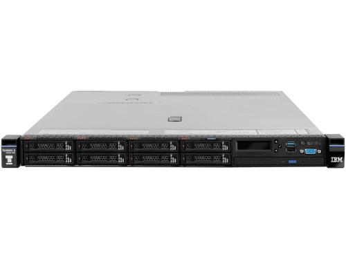 Сервер Lenovo TopSeller x3550 M5 Rack 1U (8869EPG), вид 1