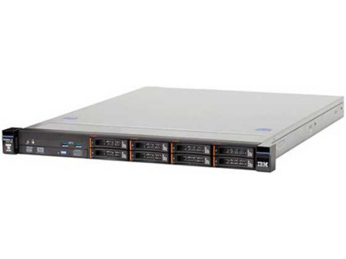 ������ IBM ExpSell x3250 M5,Xeon 4C E3-1271v3 3.6GHz/1x8GB/OB HS 2.5inSAS/SATA/460W Rack (5458ELG), ��� 1