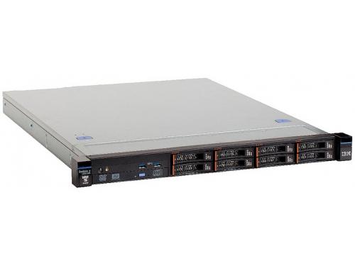 Сервер IBM ExpSell x3250 M5 E3-1220V3/1x4Gb SAS/SATA 2.5