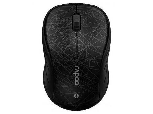 Мышка RAPOO 6080p Bluetooth 3.0 Black, вид 2