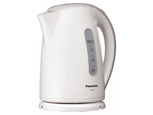 Чайник электрический Panasonic NC-GK1WTQ, вид 1