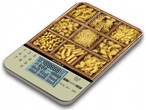 Кухонные весы Supra BSS-4081P, вид 1