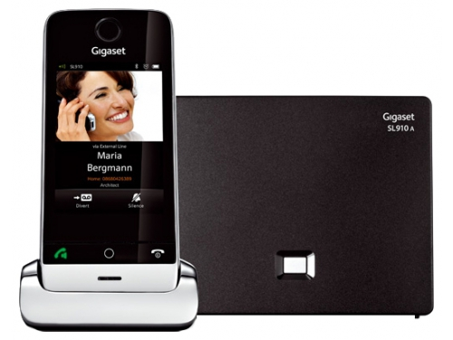 Радиотелефон Gigaset SL910A, вид 1