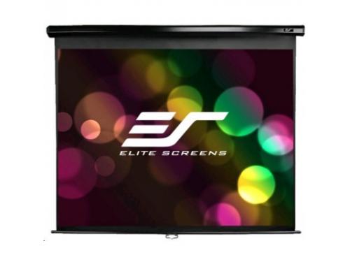 Экран Elite Screens Manual M92UWH, вид 1