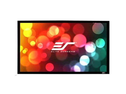 Экран Elite Screens SableFrame ER110WH1, вид 1