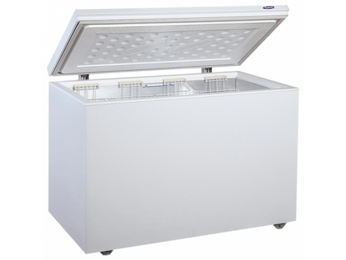 Морозильная камера Бирюса 355НК-5 white, вид 1