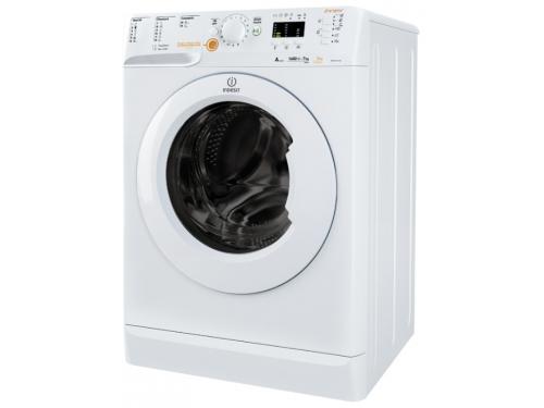 Стиральная машина Indesit XWDA 751680X W EU, белая, вид 1