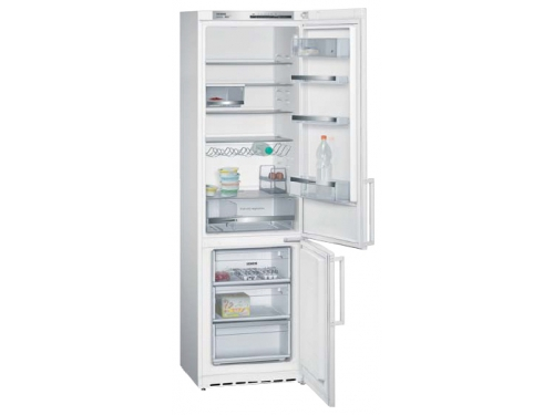 Холодильник Siemens KG39VXW20R белый, вид 2