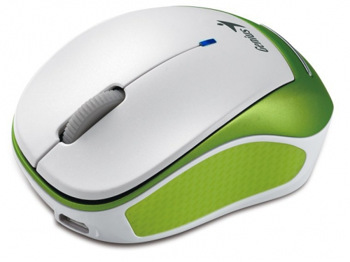 ����� Genius Micro Traveler 9000R White-Green, ��� 1