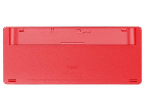 Клавиатура Rapoo E6350, красная, вид 2