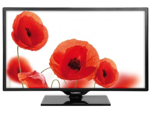 телевизор Telefunken TF-LED39S6T2, черный, вид 2