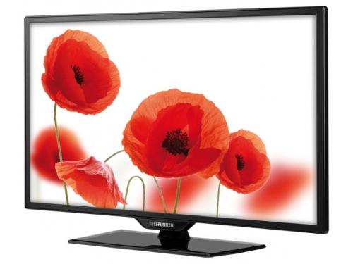 телевизор Telefunken TF-LED39S6T2, черный, вид 1