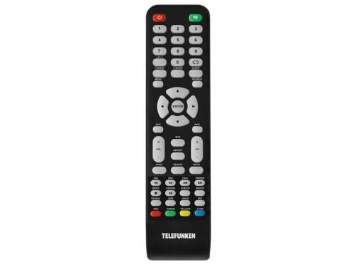 телевизор Telefunken TF-LED39S6T2, черный, вид 4