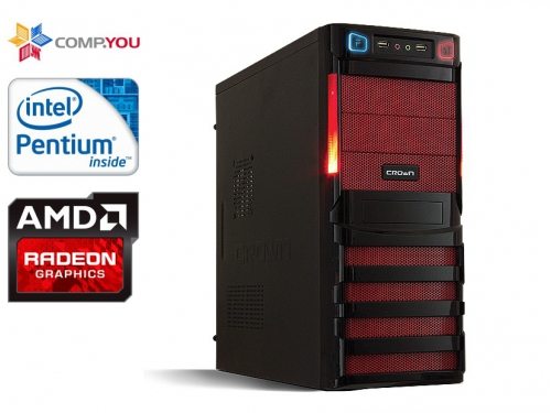 Системный блок CompYou Home PC H575 (CY.571572.H575), вид 1