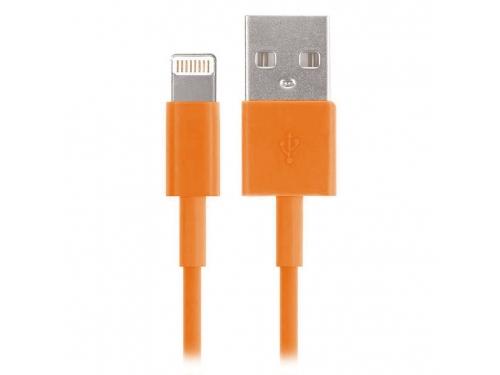 �������� ���������� ����-������ Smartbuy USB - 8-pin ��� Apple, �������, ����� 1,2 �, ��������� (iK-512c orange)/500, ��� 1