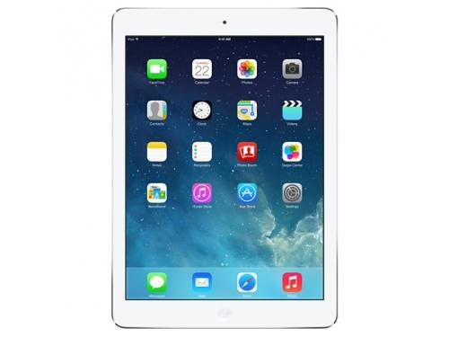 ������� Apple iPad Air 32�� MD795RU/B Wi-Fi + Cellular Silver, ��� 3