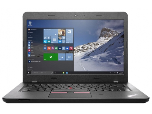 Ноутбук Lenovo ThinkPad Edge E460 черный, вид 1