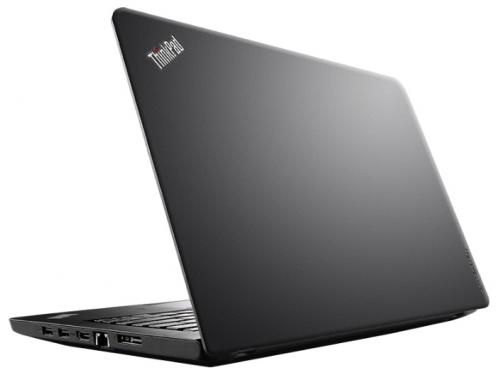 Ноутбук Lenovo ThinkPad Edge E460 черный, вид 2