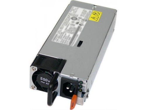 Блок питания Lenovo ExpSell System X 550W High Efficiency Platinum AC Power Supply (00KA094), вид 1