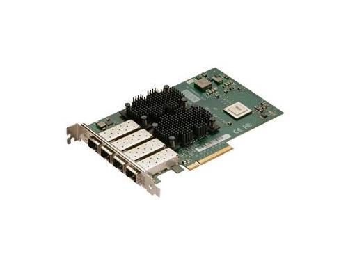 Контроллер IBM 1Gb iSCSI 4 Port Host Interface Card (00L4584), вид 1