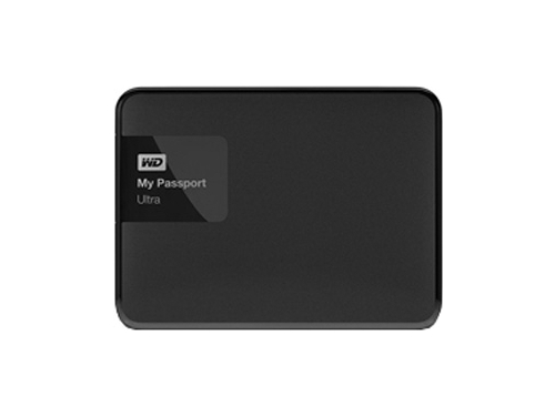 Жесткий диск Western Digital MY Passport ULTRA 500 Gb (WDBBRL5000AWT-EEUE), белый, вид 2