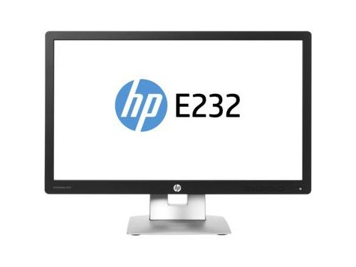 Монитор HP EliteDisplay E232, M1N98AA черный, вид 1