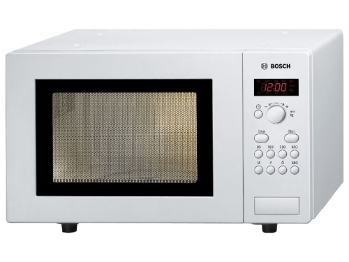 Микроволновая печь BOSCH HMT75M421R белый, вид 1