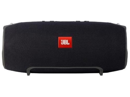Портативная акустика JBL Xtreme, черная, вид 1