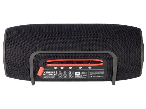 Портативная акустика JBL Xtreme, черная, вид 2