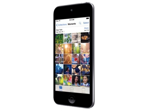 Аудиоплеер Apple iPod Touch 6 32GB, Space Gray (MKJ02RU/A), вид 1
