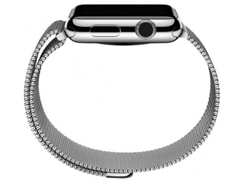 ����� ���� Apple Watch Apple 38mm Stainless Steel/Milanese Loop MJ322RU/A, ��� 2