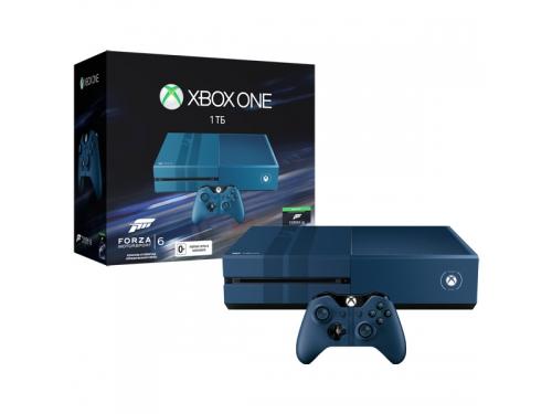 ������� ��������� Microsoft Xbox One 1 �� + ���� Forza 6 KF6-00039, ��� 1