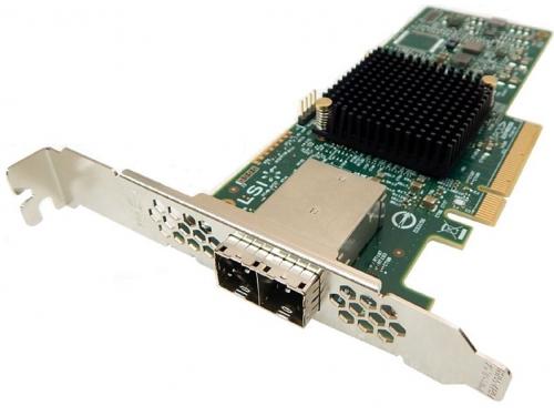 Контроллер Lenovo N2225 SAS/SATA HBA for System x (00AE912), вид 1