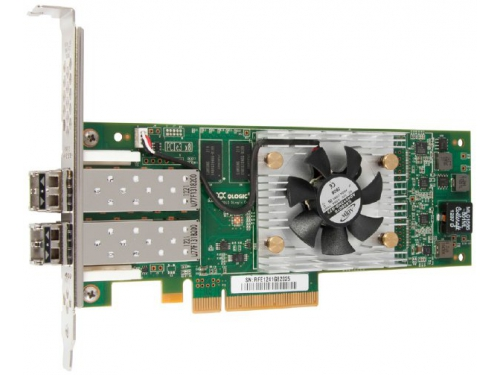 ���������� Lenovo ThinkServer QLE2672 PCIe 16Gb 2 Port FC Adapter by Qlogic (4XC0F28745), ��� 1
